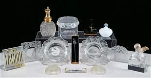 Lalique Crystal Assortment