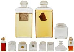 Coty Lalique Perfume Bottle Assortment