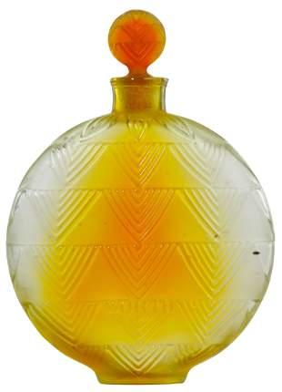 Lalique for Worth 'Vers le Jour' Perfume Bottle