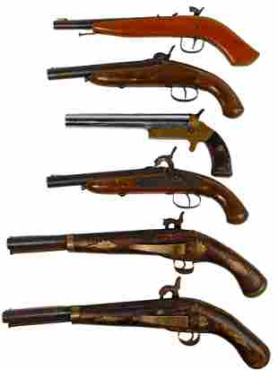 Remington Mark III Flare Gun