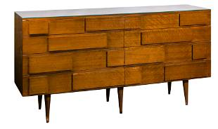Gio Ponti for Singer & Sons Double Dresser