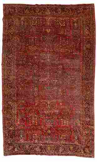 Palace Size Persian Wool Rug