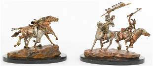 C. A. Pardell for American Legends Series Bronze