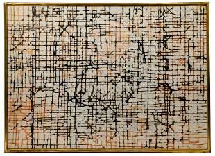 Eugene Peart Bennett (American, 1921-2010) 'Duomo' Oil