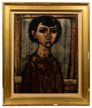 Enrico Campagnola (French / Italian, 1911-1984) 'Etude