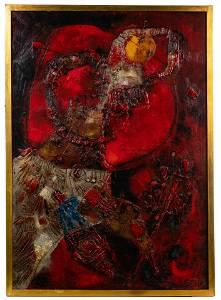 Theo Tobiasse (Israeli / French, 1927-2012) 'The