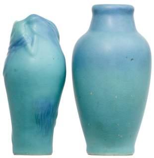 Van Briggle Pottery Vases