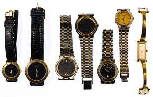 Gucci Wrist Watch Assortment