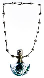 Bjorn Weckstrom for Lapponia Sterling Silver and