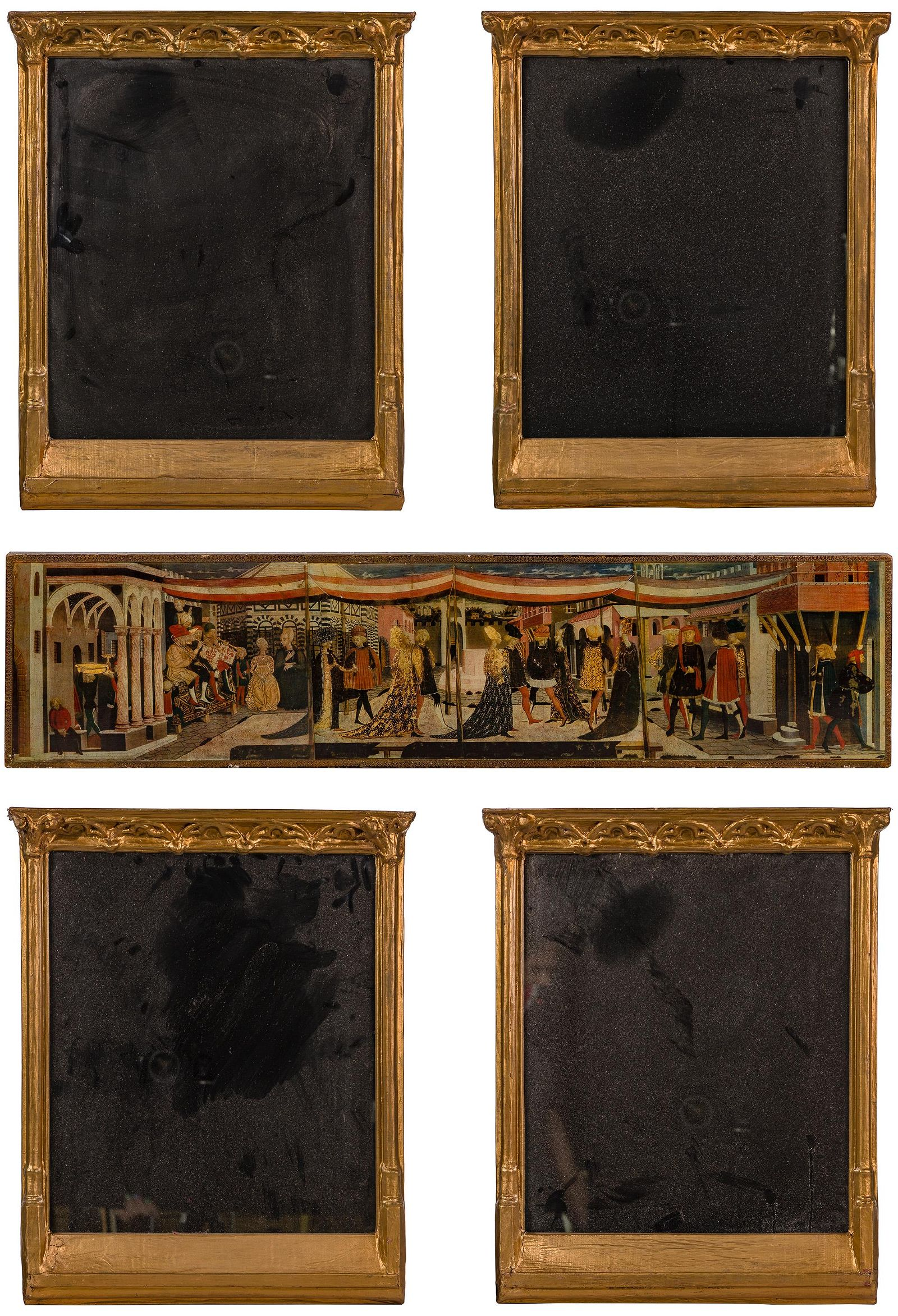 Medieval Style Decorative Art Assortment