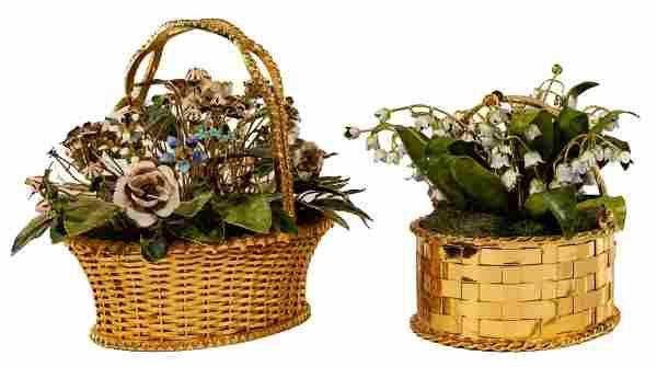 Jane Hutcheson for Gorham 'Fleurs des Siecles' Gift
