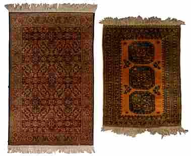 Persian Wool Rugs