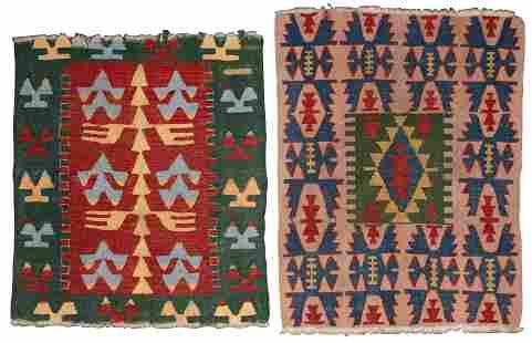 Kilim Wool Rugs