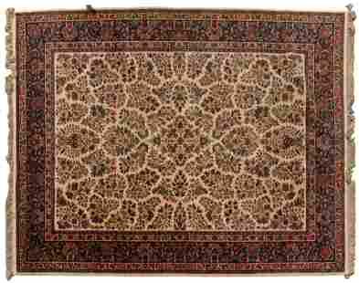 Karastan Sarouk Wool Rug