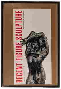 Nancy Grossman (American, b.1940) 'Female Figure' and