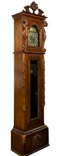 Henry Thornton English Long Case Clock