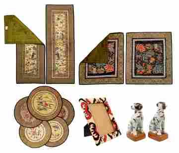 Decorative Object Assortment