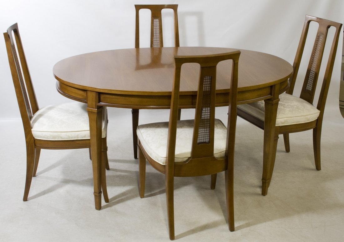 Fruitwood Dining Set by Drexel