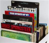 LP Record Assortment