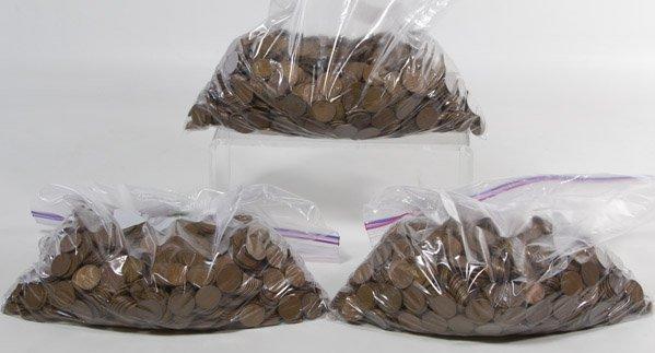 Lincoln 1c Wheat Assortment