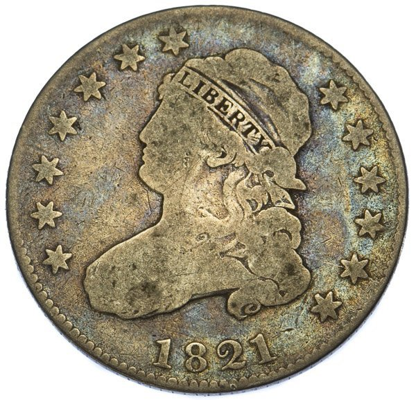 1821 25c G Details