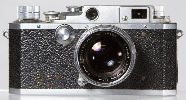 Canon EP 35mm Rangefinder Camera - 3