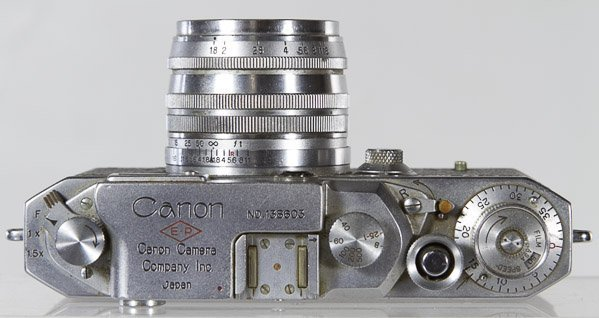 Canon EP 35mm Rangefinder Camera - 4
