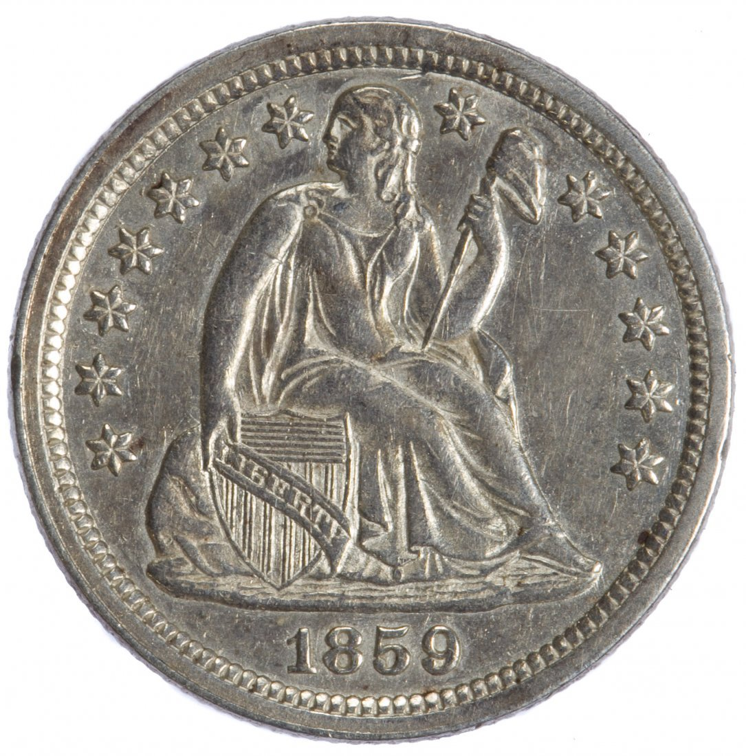 1859 10c AU Details