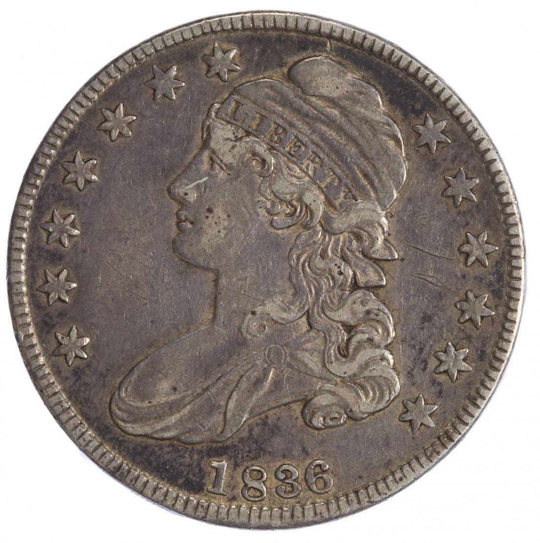 1836 50c VF Details