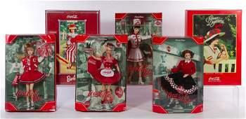CocaCola Barbie Assortment