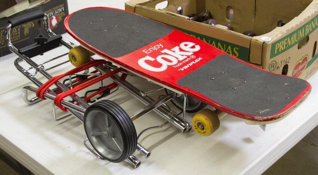 Variflex 'Enjoy Coke' Skateboard