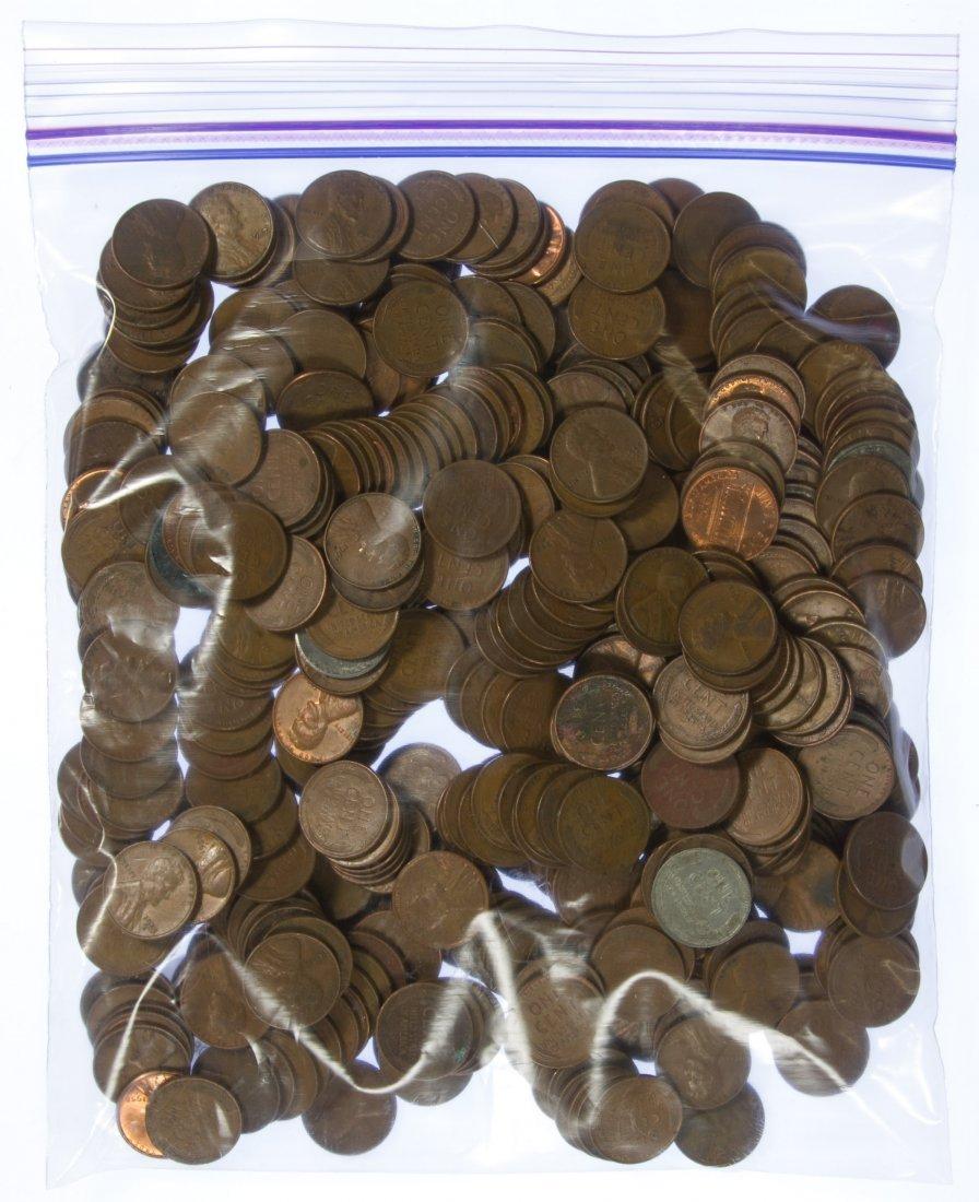Wheat Penny 1c Assortment