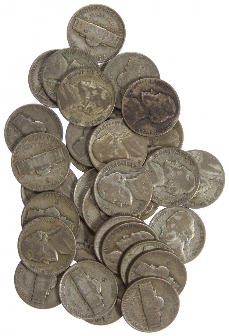 Jefferson 5c Silver Assortment