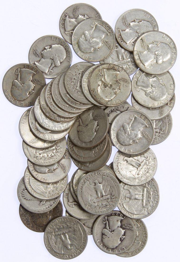 Washington 25c Silver Assortment