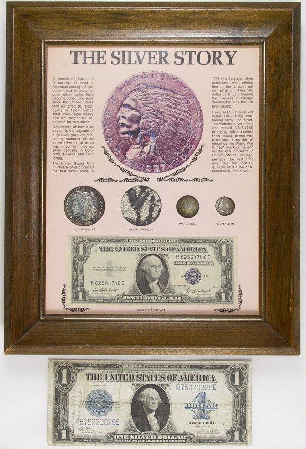 1923 $1 AG