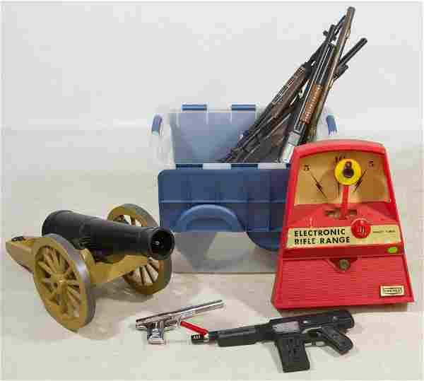 Toy Gun Assortment