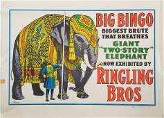 Reproduction Circus Poster Assortment