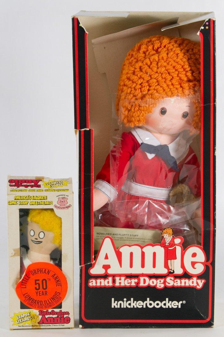 Little Orphan Annie Dolls
