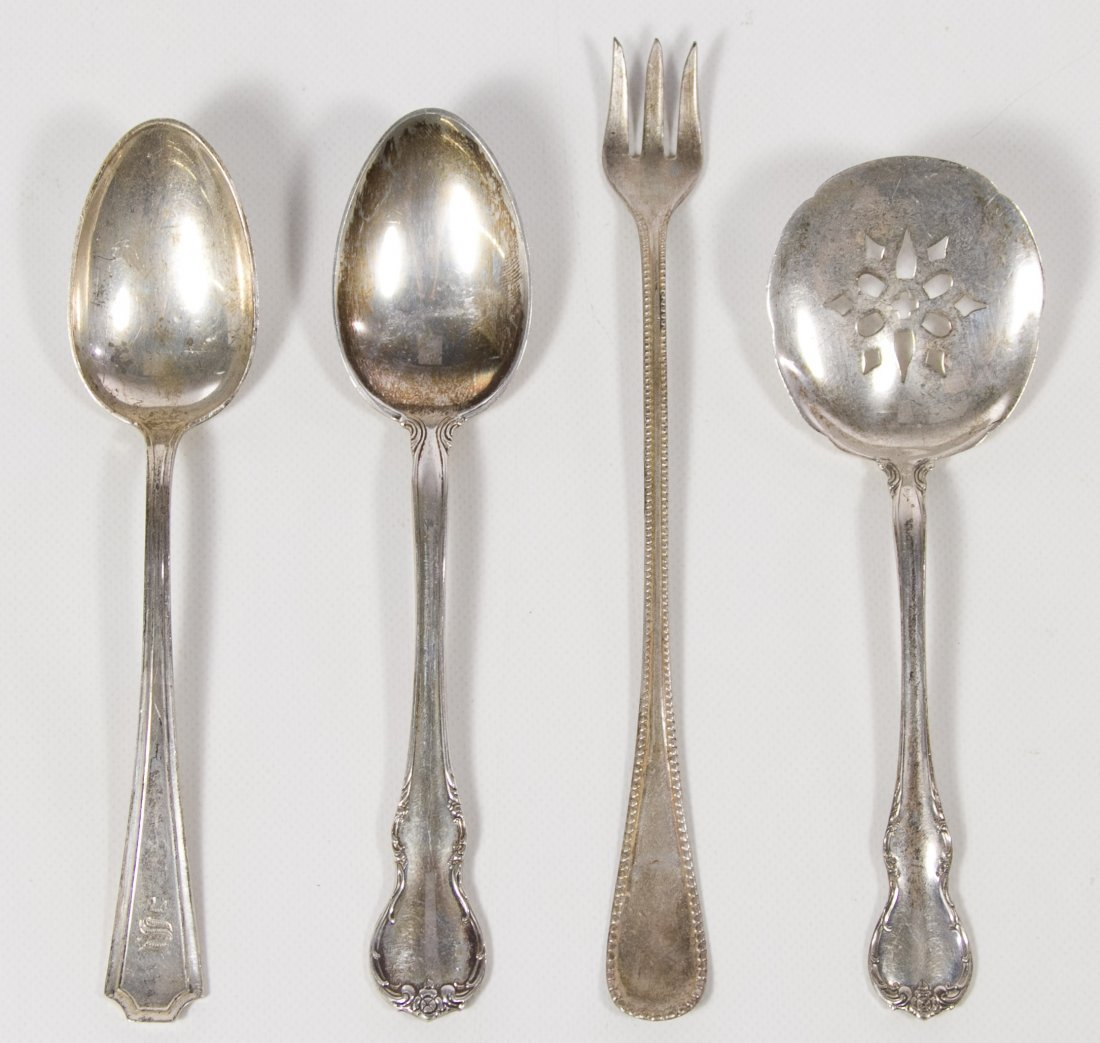 Towle 'French Provincial' Sterling Silver Flatware