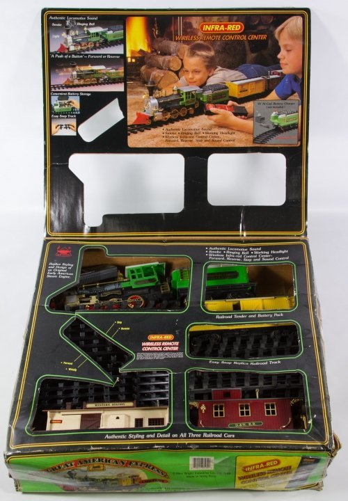 Remote Control Toy Train by New Bright