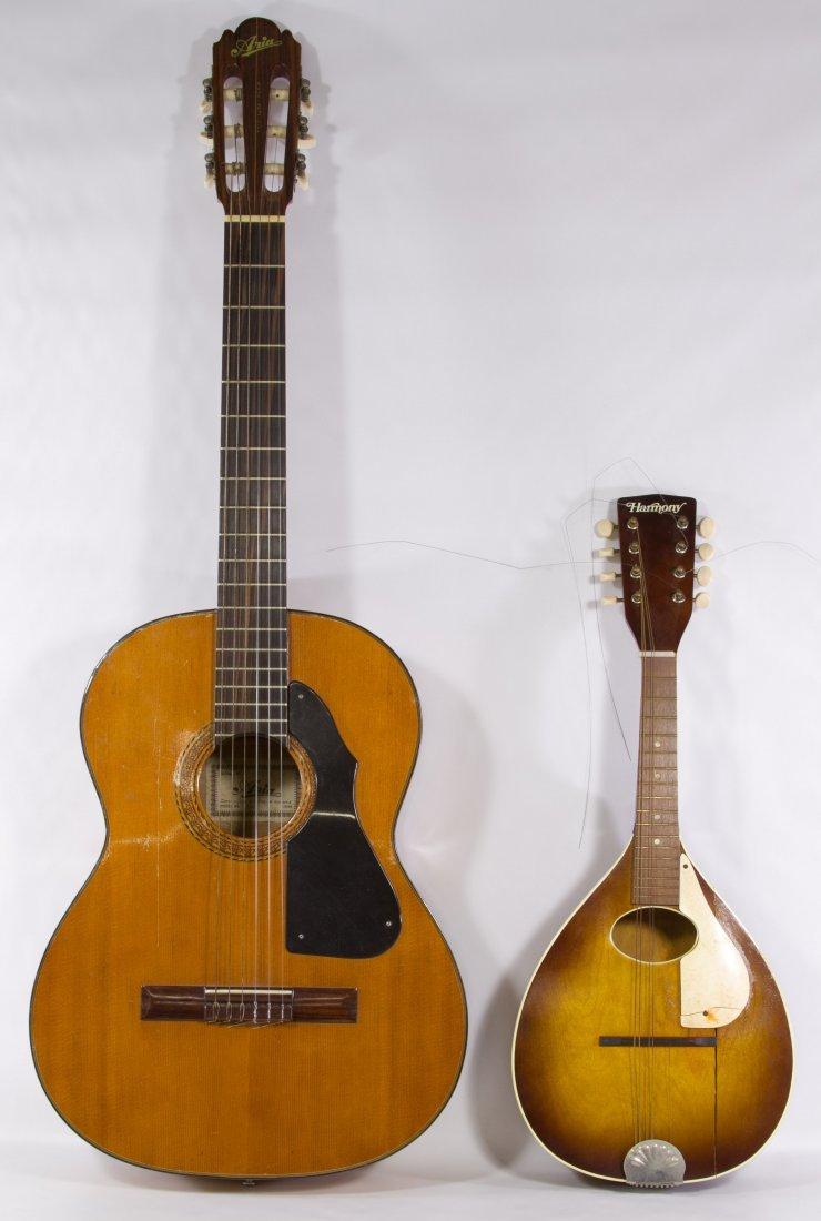 model no a553 acoustic guitar