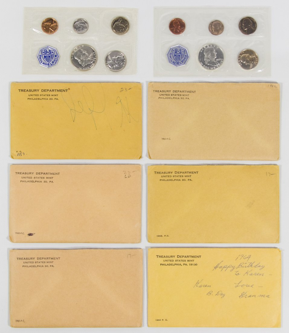 US Proof Assortment