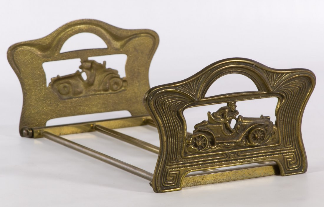 Children's Books and Cast Metal Book Rack - 3