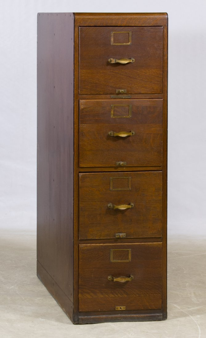 File Cabinet by Library Bureau Sole Makers