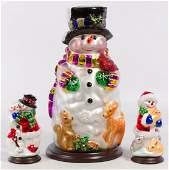 Thomas Pacconi Holiday Ornaments