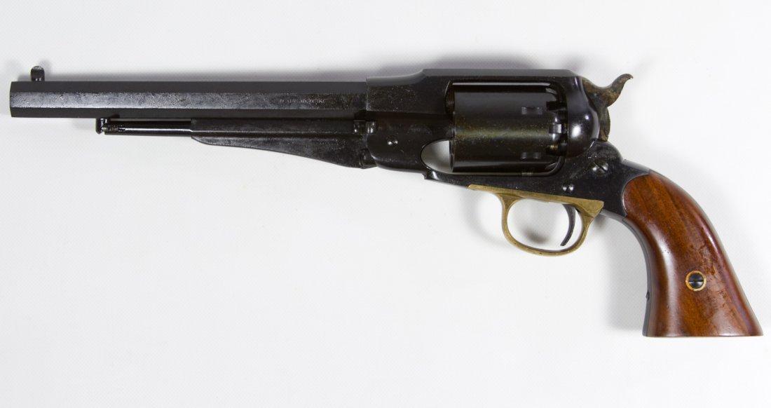 Lyman Reproduction Remington 1858 Army .44 Cal.