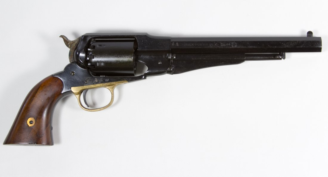 Lyman Reproduction Remington 1858 Army .44 Cal. - 2