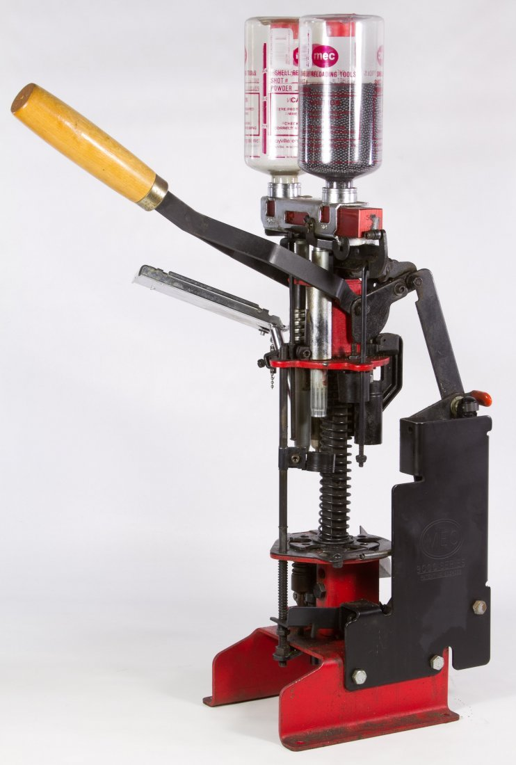 MEC 9000 Series Shotgun Reloader - 2
