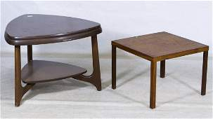 MidCentury Modern End Tables