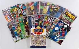 Marvel and DC Super Heroes Comic Book Assortment